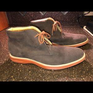 Martin Dingman High Top Shoes